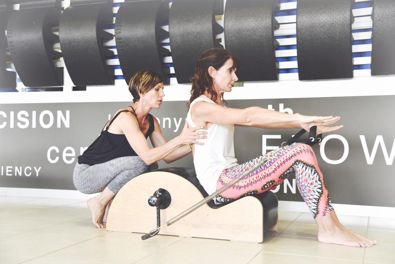 Tash B Pilates Instructor